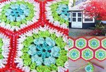 Crochet patterns, stitch