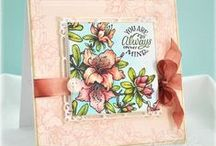 Azalea / Azalea Stamp set from Power Poppy