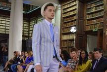 Gagliardi at the MFWA 2014 / Gagliardi's runway debut at the Malta Fashion Week & Awards. Event held at the National Library in Valletta, Malta