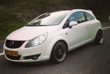 """""""The Blonde"""" / - Pictures off my ride - Opel Corsa Tuning  - Opel Fan  -------------------------  Check out my instagram:  www.instagram.com/whataboutthecar"""