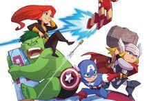 Heroes, Marvel & DC Comics ect. / Marvel Comics