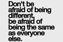 Inspirational Quotes / Inspirational & Thoughtful Quotes  Be Yourself & Be Awesome