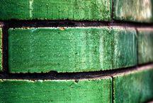 Зеленый / Мой любимый цвет