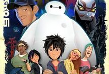 Big Hero 6 / Temporarily obsessed with this animation, so I pin everything I like :3