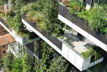 //Grønn Arkitektur//Vertical Gardens//