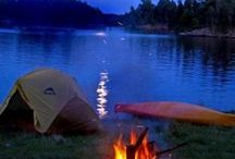 Camping / It is time to go Camping. Check here for ideas and suggestions / by Jeannie Crabtree