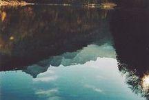 Mountain & Lakes