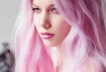 Pink Hair / Pretty in pink