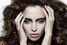 Karina / Height: 172 Bust: 78 Waist: 61 Hips: 93 Shoes: 39 Eyes: green Hair: brown