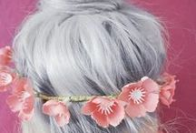 Silver Hair / All things silver, grey and granny hair ;)