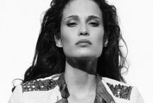 Magdalena Klebańska / Height: 175 Bust: 83 Waist: 61 Hips: 90 Shoes: 40 Eyes: brown Hair: dark brown