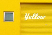 Color Yellow World