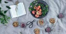 Picnics & BBQs. / Recipes for the perfect Summer BBQ or picnic <3