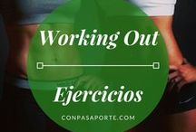 Working Out || Ejercicios