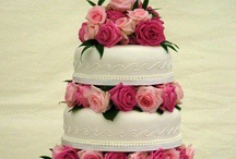 Wedding cakes / by Sarah Pitterson