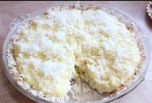 Desserts / pies, cakes  / by Brenda Bryan