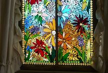 STAINED GLASS n Mosiac ArT