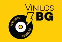 Logo Vinilos Blank Generation / Estrenamos logo en Vinilos Blank Generation #vinilos #punkrock