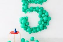Kids Parties / Cool ideas to celebrate kids parties and birthday parties