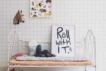 Kids Room Ideas / Looking for children's bedroom ideas for girls and boys? Here you'll find some great kids room designs to inspire you.  For more ideas, check out the kids room section on our web     http://petitandsmall.com/kids-rooms-2/