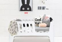 Baby Furniture / A huge selection of designer baby furniture sets, including cribs, changing tables and other baby stuff which will inspire you to create a dream trendy space!