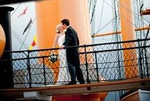 Weddings on Warrior / HMS Warrior 1860 is an unique wedding and party venue, offering a blend of style, history and atmosphere that will make your event truly memorable
