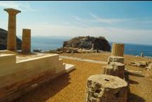 Karthea, Kea island / Explore the ancient city of Karthaia located in Kea island!