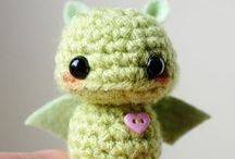 Adoring Amigurumi / Crochet animals, flowers, cars, teddies... Anything!