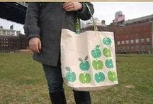 Trička, tašky,... / T-shirt, bags,...