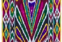 Uzbek colors
