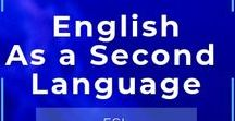 ESL / English as a Second Language , ESL, English Beginner, Foreign Language www.interactandimmerse.com