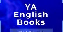YA Books English / Young Adults English Books