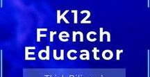 K12 French Educator / K12 French Educator www.interactandimmerse.com
