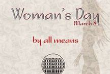 woman' day / celebrate the international woman's day @ Hotel Menelaion