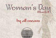 woman' day / celebrate the international woman's day @ Hotel Menelaion