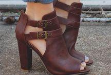wardrobe; shoes