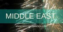 Middle East / Travel tips from bloggers