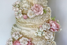 Cakes / by The Roseberry Cottage ~ Carol