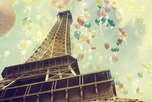 || My FASCINATIONS || / This is a mix of the things I'm fascinated by; such as hot air balloons, Paris, Ferris wheels, dandelions, sircus, birds, fly amanitas, trees, butterflies, elephants, garden gnomes, fairies, lanterns and so on and so on...