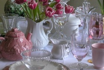 Easter decor / by Cindy Shurling