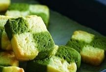 Delicious Green Tea (Matcha) / Ingredient:  Green tea, of course!  Sweet! / by Muddles Mommy