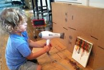 """DIY Kids / At my house, we call it """"mommy camp"""" and the kids love one-on-one time to be creative."""