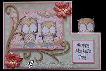 Handmade Cards by Lynn (delphinoid) / You can view more of my cards on my blog...  http://delphinoidscardsandcraft.blogspot.co.uk