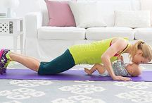 be active / physio, pilates, yoga exercise tips