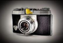 Vintage Camera Art by Adam DeSio / Vintage Camera Art by Adam DeSio