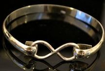 Jewelry: wire & metal / Wire wrapped and metal jewelry collection