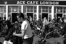 Today, Tonight - Ace Café London / The Kooples' film TODAY-TONIGHT explore the style of the 1950s subculture. It sets itself at the iconic Ace Cafe, a British institution heralded as a place that came to define Rock N Roll and motorcycle culture.  During its zenith the Ace Cafe became a mecca for biker-tribes - an extended congregation that brought riders together to race in legendary competitions.  Total freedom and carefree outlook. FULL Film >> www.thekooples.com/todaytonight