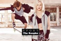 New couples SPORT SS14 / The Kooples SPORT Spring-Summer 2014
