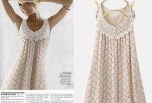 Woman dresses free Pattern / Moldes costura
