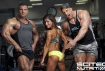 Team Scitec / Echipa Scitec Nutrition - Sportivi si sportive de performanta